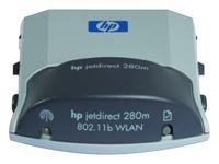 HP J6044A-ABA JetDirect 280m Wireless Internal Print Server (802.11b)