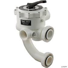 Praher SM2-PP3 Triton Sand Filter 2'' Side Mount Multiport Valve