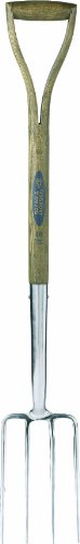 (Spear & Jackson 4552BF Traditional Stainless Steel Border Fork)
