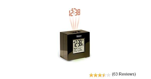 Oregon Scientific RM383P - Reloj Despertador Digital con ...