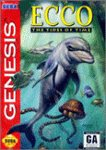Ecco: Tides of Time - Sega Genesis