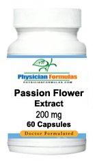 Passion Flower экстрактами лечебных трав Дополнение 200 мг, 60 капсул - одобренные доктора Рэя сахелианских, MD