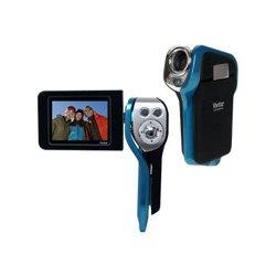 "Vivitar DVR850HD-BLUE-PR 2.4"" Underwater Digital Video Recor"