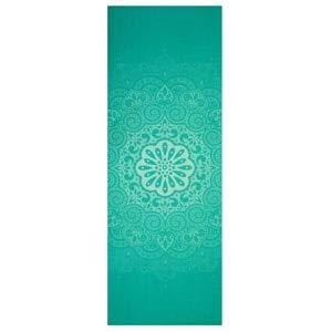 YOOMAT Natürliche PVC Yoga Matte Rutschfeste schweißabsorption 183  61 cm  6mm Yoga pad Fitness Gym Pilates Sport übung pad Yoga matten