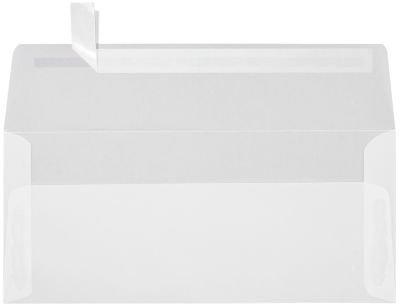 #10 Square Flap Envelopes w/Peel & Press (4 1/8