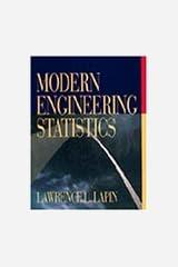 Modern Engineering Statistics Hardcover