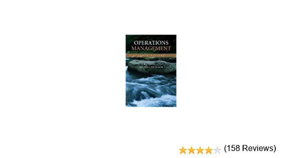 Operations management 10th edition by stevenson william hardcover operations management 10th edition by stevenson william hardcover jk amazon books fandeluxe Image collections