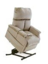 Cl30 Lift Chair - Pride Mobility - CL-30 Classic Collection Lift Chair - Oatmeal LC30