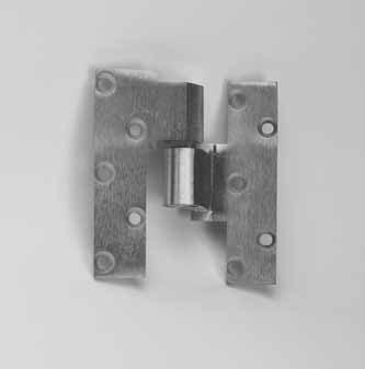 Rixson ML19-LH Heavy Weight/High Traffic Pivot Left Hand