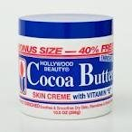 (Hollywood Cocoa Butter With Vitamin E 298G/10.5 Oz)