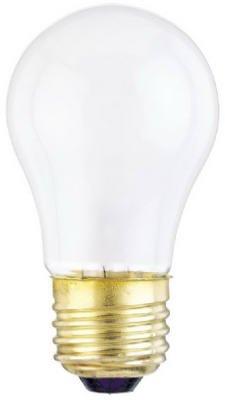 (Westinghouse Appliance Light Bulb Inside Frost 40 W 340 Lumens A15 E-26 3-1/2 In. Carded)