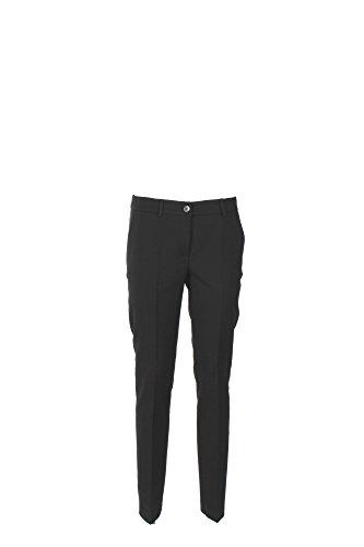 Pantalone Donna Kocca 40 Nero Lian Primavera Estate 2017