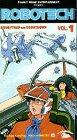 Robotech Vol 1:Boobytrap/Countdown [VHS]