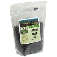 Woodstock Farms Organic Thompson Raisin 13 Ounce (Pack of 8)