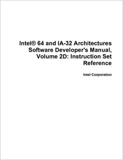 Intel® 64 and IA-32 Architectures Software Developer\'s Manual ...