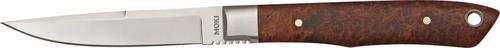 Moki Knives 530J Bird and Trout Fixed Blade Knife with Quince Wood Handles