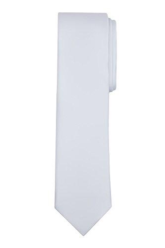 Jacob Alexander Boy's Regular Self Tie Prep Solid Color Necktie - ()