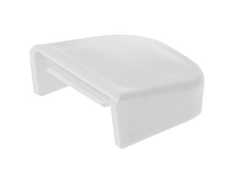 Kohler Toilet Seat Cover (KOHLER K-1109092-0 Hinge Base Cover)