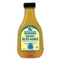 Wholesome Sweetners Blue Agave 11.75 Oz (Pack of 6)