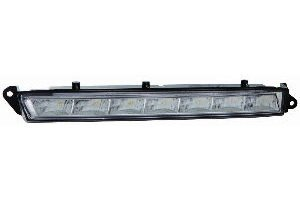Depo 440-1620L-AQ Daytime Running Light (MERCEDES BENZ GL320 07-09/GL350 10-12/GL450 07-12/GL550 08-12/ML63 12-14 CLASS ML63 CLASS 12-14 ASSEMBLY LED DRIVER SIDE)