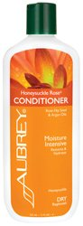 Aubrey Organics Moisturizing Conditioner - Honeysuckle Rose - 11 oz Aubrey Organics Hair Conditioner