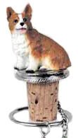 Welsh Corgi, Pembroke Dog Bottle Buddy (3 in) by Conversation Concepts