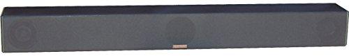 The Sampan Soundbar, audiophile soundbar, white (each)