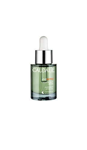 Caudalie Vine[activ] Glow Activating Overnight Detox Oil, 0.306 Pound (Detox Serum)