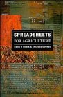 Spreadsheets for Agriculture, Noble, David and Course, Charles, 0470220678