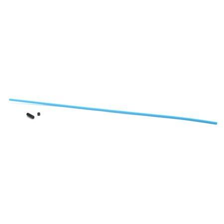 - Du-Bro 2349 Neon Blue Antenna Tube With Cap