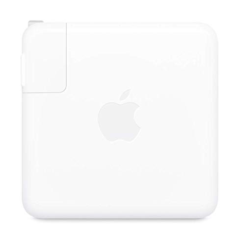 Apple - 87W USB-C Power Adapter - White