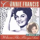 Connie Francis - Where the Boys Are: 24 Greatest Hits (The Best Of Connie Francis)