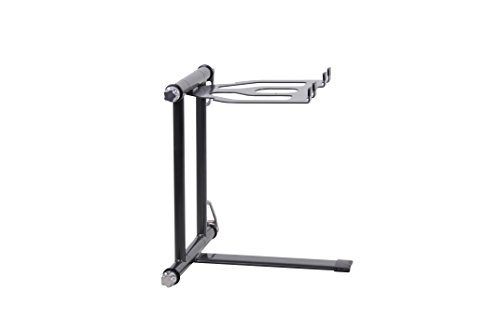 CRANE Stand Classic Universal Stand for Laptops, Tablets and Projectors with Nylon Carry Bag, Graphite Grey