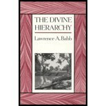 The Divine Hierarchy by Babb,Lawrence A.. [1975] Paperback
