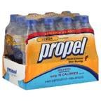 Propel Water Beverage Vitamin Enhanced Lemon 12 PK (Pack of 4)