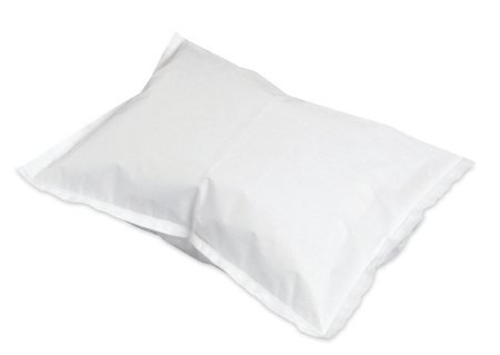 - Pillowcase Disp White 21X30 - Item Number 18-917 - 100 Each / Case -