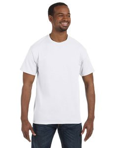 - Jerzees Dri-Power Mens Active T-Shirt Medium White