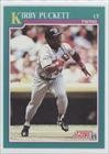 1991 Score # 200 Kirby Puckett Minnesota Twins Baseball Card ()