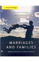 Cengage Advantage Books: Marriages & Families: Making Choices in a Diverse Society (Thomson Advantage Books)