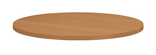 HON Round Table Top, 36-Inch Diameter, Harvest Basyx Round Table Base