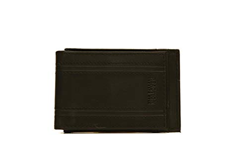 Kenneth Cole Genuine Wallet - Kenneth Cole EUCLID RFID Magnetic FPW Wallet in Black