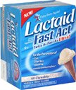 LACTAID TABS FAST ACT CHEWS 60