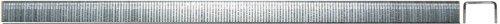 Magnate CS06 22 Gauge Stainless Steel 3/8'' Crown Staple - 1/4'' Length; 10,000 Count/Pack
