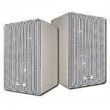Acoustic Audio 251W Indoor/Outdoor Speakers (White, 2)