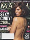 Maxim Magazine - December 2005: Cindy Crawford, April Scott, Layla Kayleigh, and More! (Single Issue Magazine)