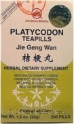 Jie Geng Wan (Platycodon Teapills), 200 ct, Min Shan
