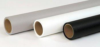 スーペリア背景紙 1.8X5.5m ベースカラー3本セット   B0060RNCRA
