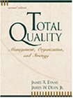 img - for Total Quality: Management, Organization and Strategy book / textbook / text book