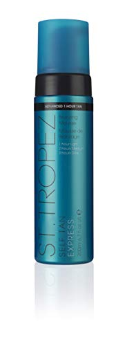 St. Tropez Self Tan Express Advanced Bronzing Mousse, 6.7 Fl Oz ()