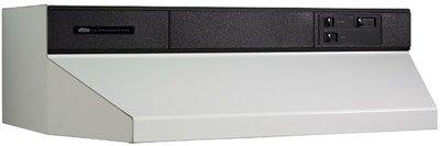White 89000 Under Cabinet Hood - 1